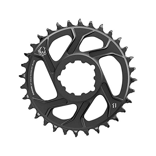 Sram Chain Ring X-sync 2 Steel Direct Mount 3mm Offset Boost Eagle: Black 32t by SRAM