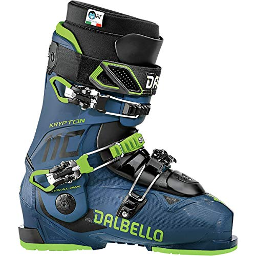 Dalbello Sports Krypton 110 ID Ski Boot - Men's Avio/Avio, 27.5 Dalbello Krypton Ski Boots