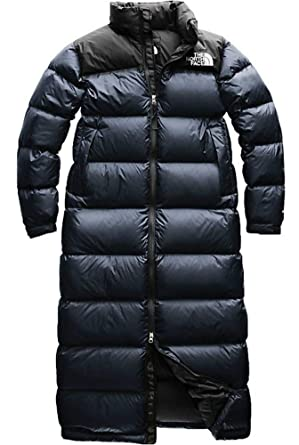 415ae0328 Amazon.com: The North Face Womens Nuptse 700 Fill Goose Down Duster ...