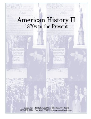 American History II: 1870s to the Present pdf epub