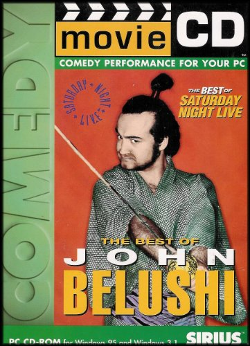 The Best of John Belushi (Movie CD-ROM, Comedy Performance For Your PC) [The Best of Saturday Night Live Series] ()