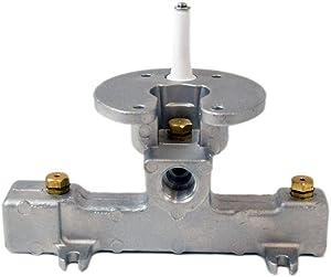 316440105 Range Twin Surface Burner Igniter and Orifice Holder, 18,000-BTU Genuine Original Equipment Manufacturer (OEM) Part