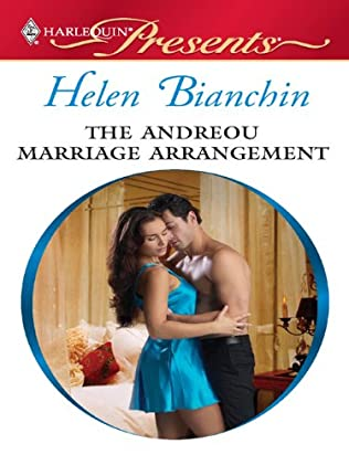 book cover of The Andreou Marriage Arrangement