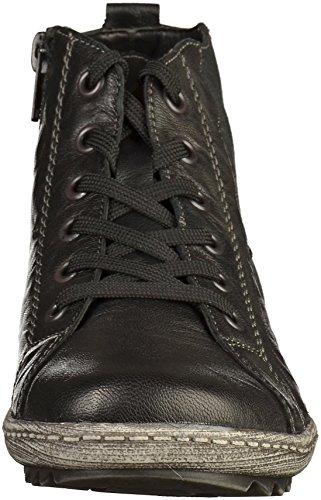 Schwarz Remonte schwarz schwarz silb silb R1474 02 schwarz schwarz r8wn8A