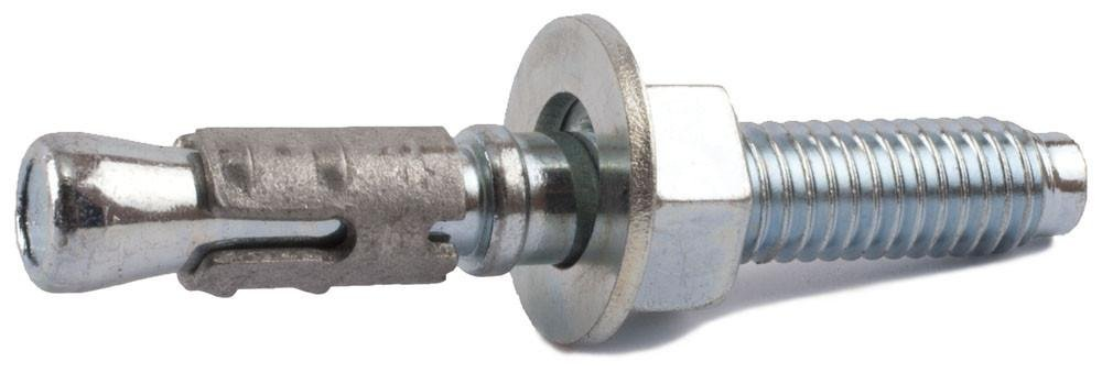 25per Box Simpson Strong Tie Simpson STB2-50334R25 Strong-Bolt 1//2 by 3-3//4 Wedge Anchor,