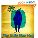 The Little Blue Man: CS English Chinese Edition (English and Chinese Edition)