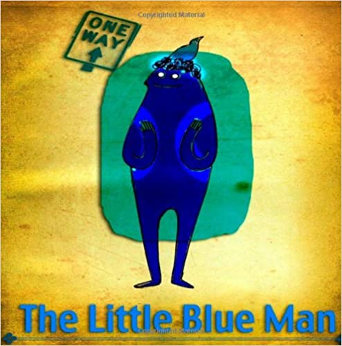 Book The Little Blue Man: CS English Chinese Edition: Volume 1