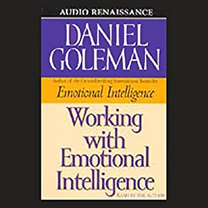 Working with Emotional Intelligence Audiobook