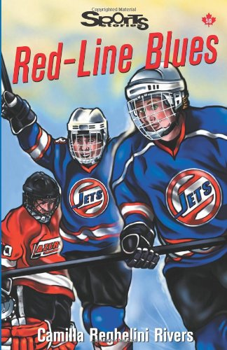 Download Red-Line Blues (Lorimer Sports Stories) pdf epub