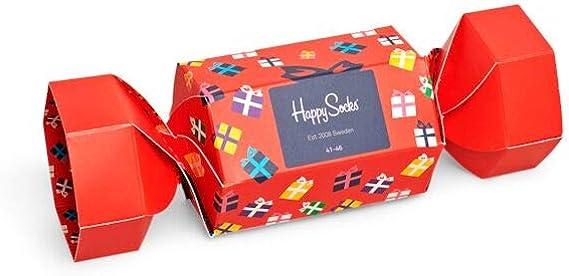 Happy Socks - Cat Presents Cracker - Pack de 1 caja de regalo ...