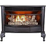 ProCom QNSD250T Gas Stove, 25, Black