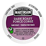 Cheap Martinson Single Serve Coffee Capsules, Dark Roast, 24 Count (Pack of 4)