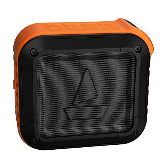boAt Stone 200 3W Bluetooth Speaker(Orange)