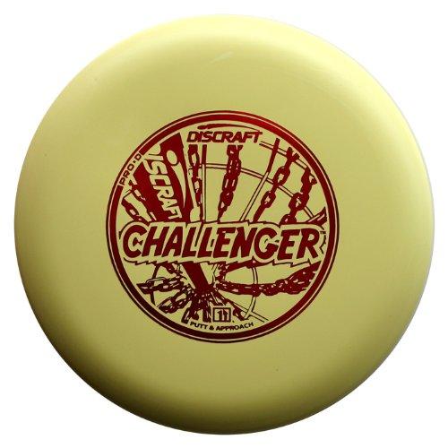 Discraft Challenger Pro D Golf Disc, 173-174 Grams