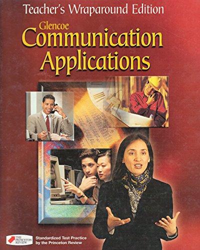 Glencoe Communication Applications Teacher Edition 2001 Isbn 0028172450