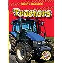 Tractors (Paperback)(Blastoff! Readers: Mighty Machines)