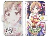 Idolmaster Cinderella Girls Aiba Yumi notebook type Sumahokesu