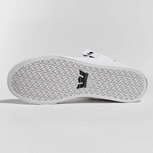 Vaider Homme White Mode Baskets Supra white S28058 zwnx6RCqC