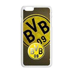 MMZ DIY PHONE CASEBVB Borussia Dortmund Cell Phone Case for iPhone plus 6