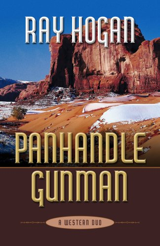 Panhandle Gunman: A Western Duo (Five Star Western Series) PDF