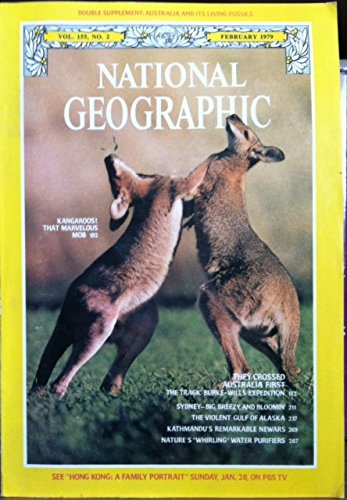 National Geographic, February, - Stores Fossil Australia