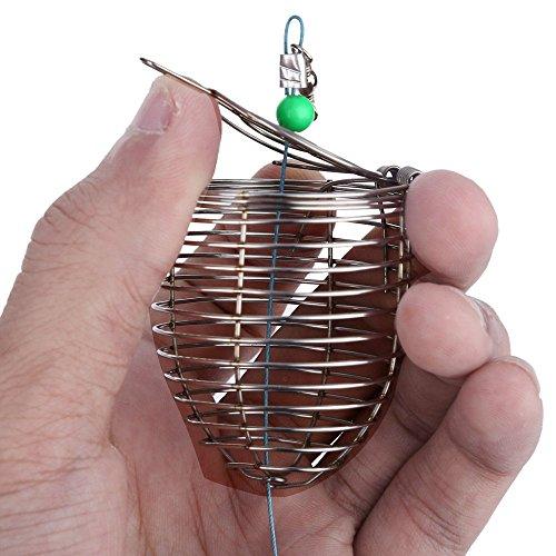 Wire Bait Cage - 8
