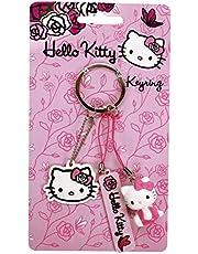 HELLO KITTY Rose sleutelhanger
