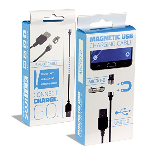 Detachable Magnetic Charging withMicro Connector product image