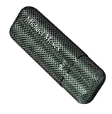 Personalized Visol Two Finger Titanium Carbon Fiber Cigar Case with Free Printing