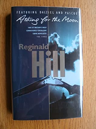 book cover of Asking For The Moon
