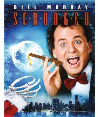 Blu-ray : Scrooged (Blu-ray)