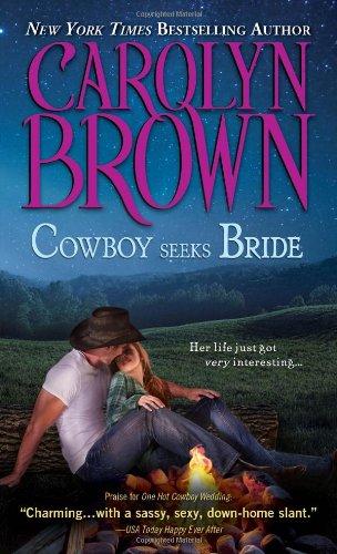 book cover of Cowboy Seeks Bride