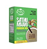 Early Foods - Organic Sattu Maavu - Multi-grain Porridge mix 200g - Indian Baby Foods, Vegan Baby Food, 100% Plant Based