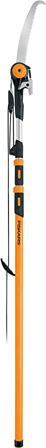 Fiskars 394631-1001 - Best Lightweight Foot Extendable Pole Saw