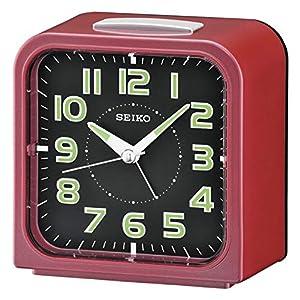 Seiko Clocks Reloj Despertador qhk025r 1