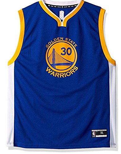 reputable site 06d80 30d75 Golden State Warriors Youth Stephen Curry Road Replica Jersey (medium-10-12)