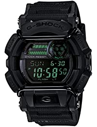 Casio - G-Shock - Face Protector Series - Black - GD400MB-1