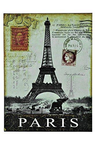 - American Chateau Vintage Postcard Stamps 16