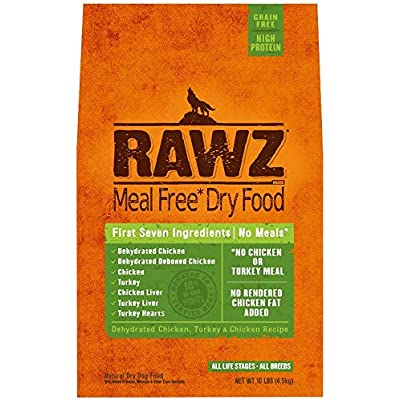 Rawz Meal Free Dry Dog Food