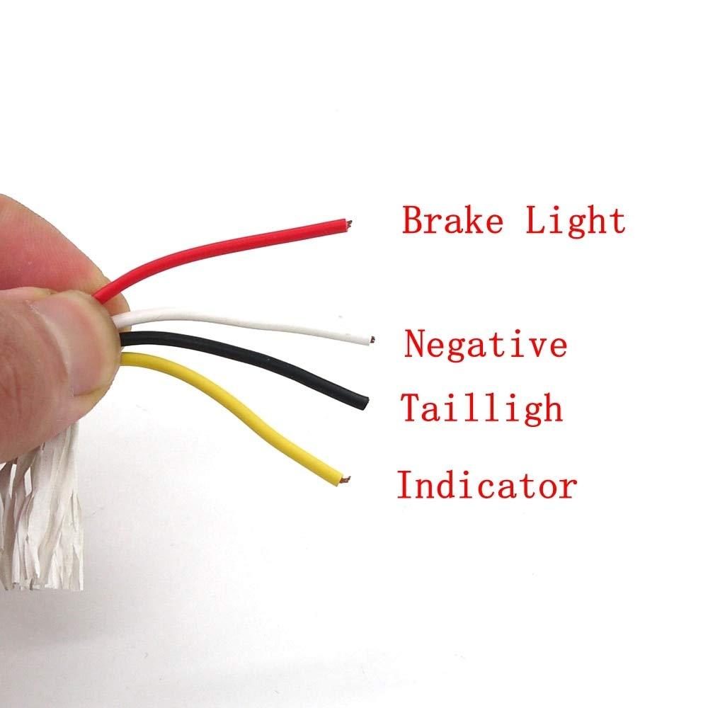 Automobiles & Motorcycles Atv,rv,boat & Other Vehicle Eonstime 2pcs 12v 2w 10 Led Truck Car Trailer Rear Tail Light Stop Indicator Lamp Taillight Turn Signal Lamp E4 E-mark Latest Technology