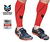 Calf Compression Sleeve - Red