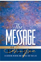 The Message of Hope: Encouragement from the Bible in Contemporary Language (English Edition) eBook Kindle