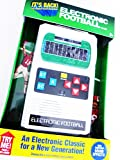 ELECTRONIC FOOTBALL classic1970's handheld pocket travel portable video game For Ages 8+