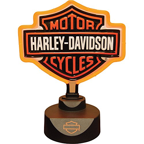 Harley-Davidson Bar & Shield Neon Lamp - 14 1/2in.H
