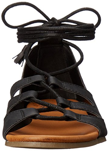 Women's 5 Free Sandal Billabong Off Antique Break UK Gladiator Copper Black 6 7d8wnqBw