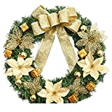 Butterfly Flower Garlands Hotels Shopping Malls Props Christmas Decorations 30CM