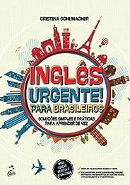 Inglês urgente! Para brasileiros