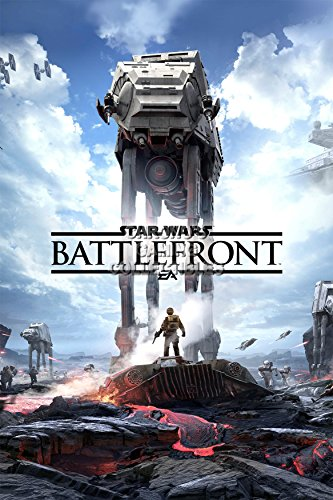CGC Huge Poster - Star Wars Battlefront - PS4 XBOX ONE - SWB010 (24