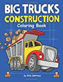 Best Construction Books - Big Trucks Construction Coloring Book Review