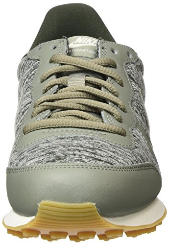 gum Multicolore Stucco Basse Light Dark sequoia Donna Bone da Ginnastica Internationalist NIKE Light Brown sail 022 Scarpe 4wYOO8
